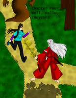Inuyasha and the Ice girl page 40 by IcyRoads