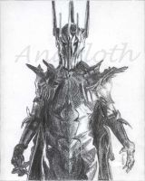 Sauron by Anarloth