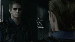 Two Wesker by WolfShadow14081990