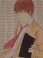 Light yagami by sakura-streetfighter