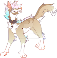 Pastel doge (CLOSED) by Flatteh