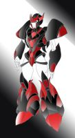 Transformers Prime: Ironhide by DOLL017