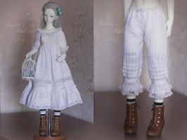 White vintage set by Asuka-d