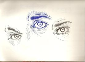 Eyes by wolverineluver45