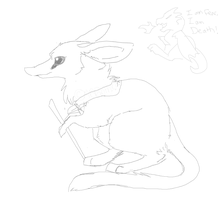 Bilby Baggins by MBPanther