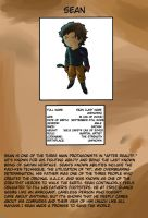 Character Profile: Sean by graphicspark