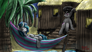 Tropical Octascratch by anttosik