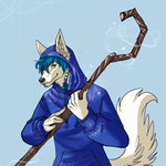 Fox Frost by Halfheart-Fox