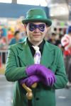 The Riddler- Animated Series III by ArlindoAlves