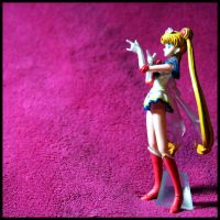 Super Sailor Moon by MoonFigures