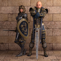 Fantasy Warriors:Medieval by scifigiant