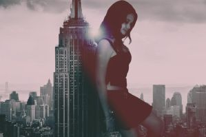 Empire State Girl by Peace4all
