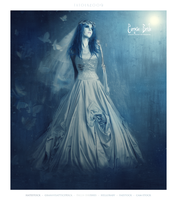 Corpse Bride - Emily by x-Tatoun
