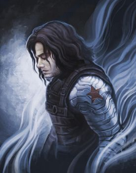 The Winter Soldier by RebeccaSorge