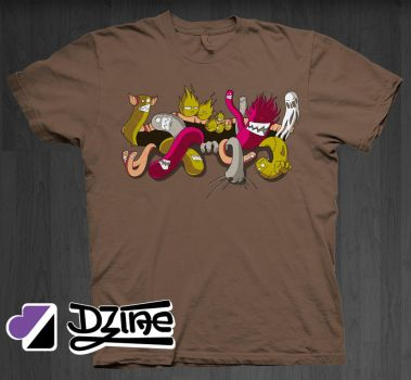 Dzine Clothing Hell by DzineClothing
