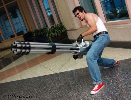 Serious Sam 1 by Insane-Pencil