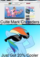 CMC Just Got 20 Percent Cooler by YuiRainbowStar