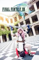 come back cocoon - Final fantasy XIII by Die-Rose