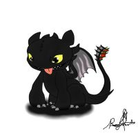 Toothlesss by olrak02