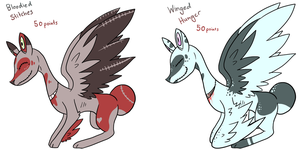 WTF Adopts [25 points] by Smudgeful-Thinking