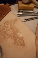 Elven leather work by Jlpicard