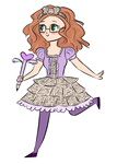 actual magical girl porsheee by valwyrie