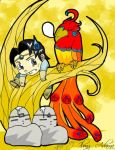 Ibong Adarna by mybloodstainedshirt