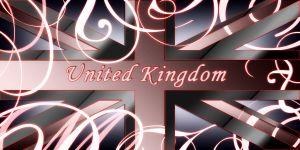 UK Flag by Deeo-Elaclaire