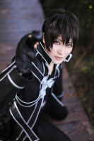 Sword Art Online Kirito by 0hagaren0