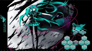 Hatsune Miku: Love is War by seraphimax