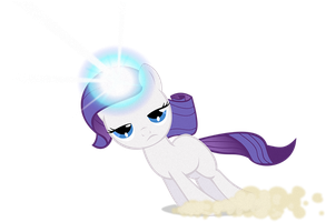 mlp: Rarity by kluknawa235
