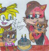 Happy Birthday Tails by SiulEuquirne89
