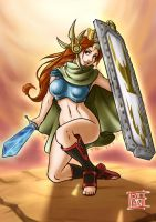 LoL - Items only Leona by Dalehan