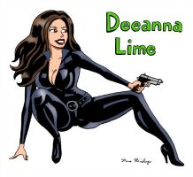 Deeanna Lime by rocketdave
