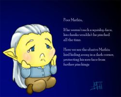 Poor Poor Mathiu by hawkthing
