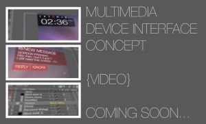 INTERFACE CONCEPT - soon by D-Garcia