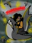 Sharknado: Ride the storm by YaoiLover113