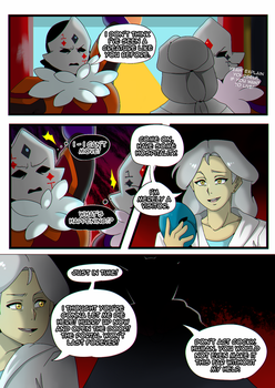 Playing with Cards PG 12 by E-C98