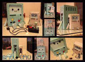 BMO + CMO by MaCherz