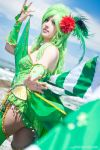 Rydia of the Mist Cosplay FF IV by SusanEscalante