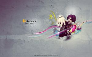 Ahmed Mekki - H Dabour by adriano-designs