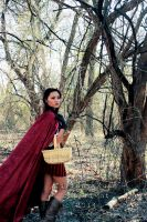 Red Riding Hood by bejeweledmoonphoto