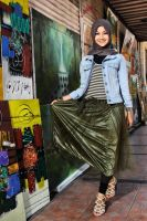 Casual Glamour for Hijabers by dontorro