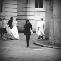 Wedding crasher by lostknightkg