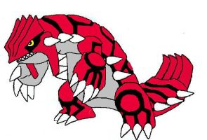 Groudon by IveGotSkittles