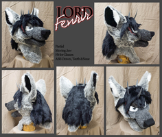 Lord Fenrir by ScardyKat