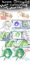 ShiyumiSama: Hair Colouring Tutorial by ShiyumiChan