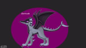 (AT)Gertrude by Monster51