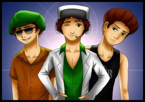 Evolution of Kyle by TaraAkera