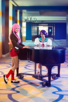 Shine Together - Revolutionary Girl Utena by Mostflogged